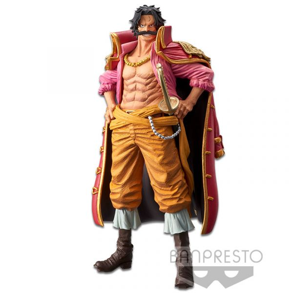 BANPRESTO 代理版-海賊王 KING OF ARTIST 哥爾·D·羅傑