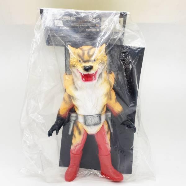 日版 軟膠 Tigeroid (From Kamen ZX)