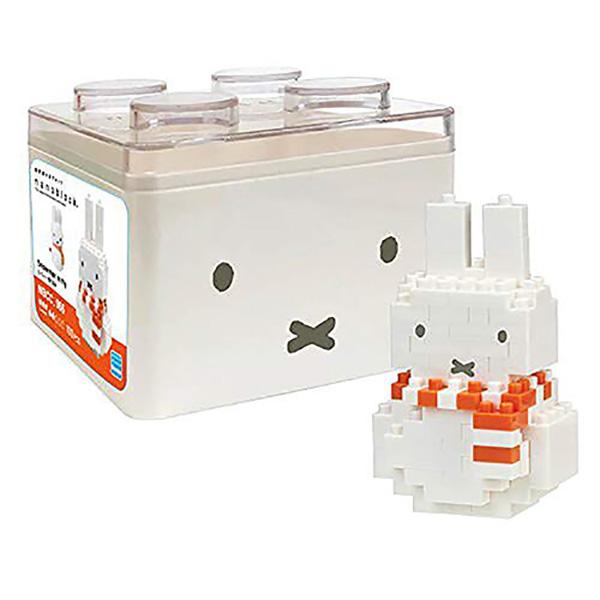 nanoblock NBCC-066 米菲兔雪人 KD21265