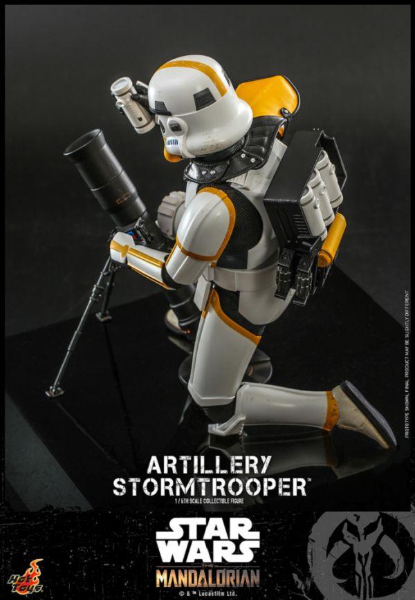 Hot Toys TMS047 曼達洛人S2 火炮風暴兵