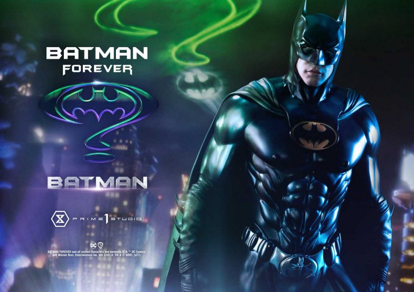 MMBM-01 蝙蝠俠3 蝙蝠俠 雕像