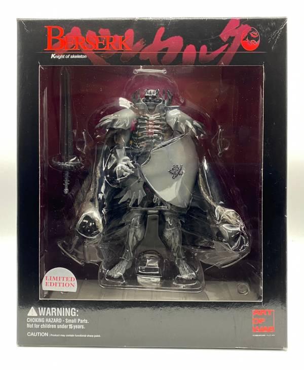 【中古品】ART OF WAR 烙印勇士 骷髏騎士 限定版 三浦健太郎