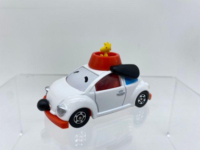 環球影城 史努比 TOMICA 造型小車