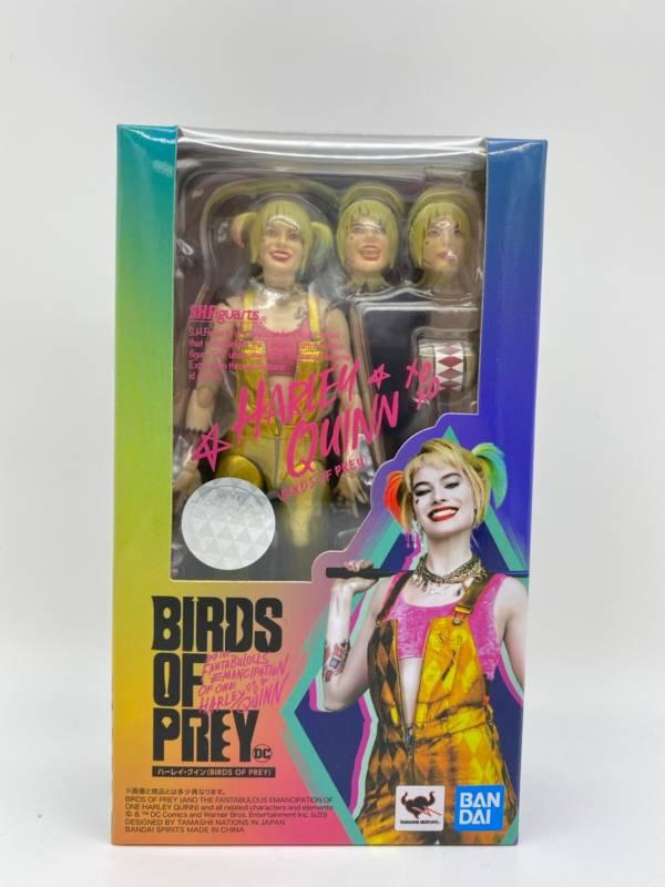 【特價品】BANDAI S.H.Figuarts 猛禽小隊小丑女大解放瑪格羅比哈莉‧奎茵