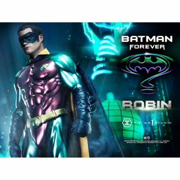 MMBM-03 蝙蝠俠3 羅賓 雕像