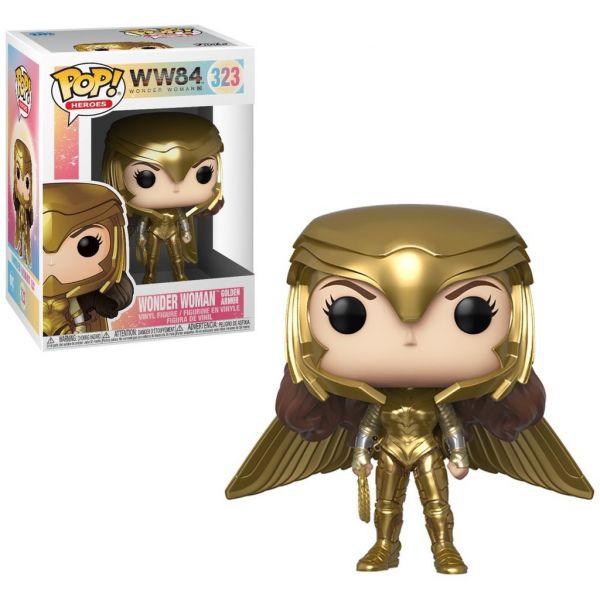 FUNKO POP 電影系列 神力女超人1984 神力女超人 Gold 起飛版