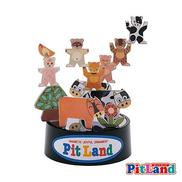 PIT LAND 磁鐵教育玩具 PT-4 牧場