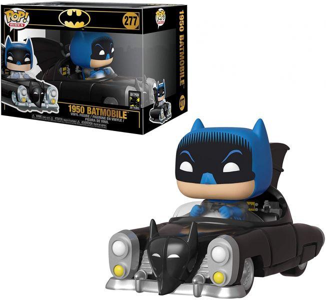 FUNKO POP 交通豪華組 蝙蝠俠80週年 1950年 蝙蝠車