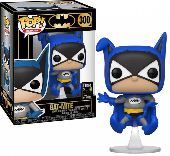 FUNKO POP 城鎮系列 蝙蝠俠 80週年 1959年 初登場 蝙蝠蟎