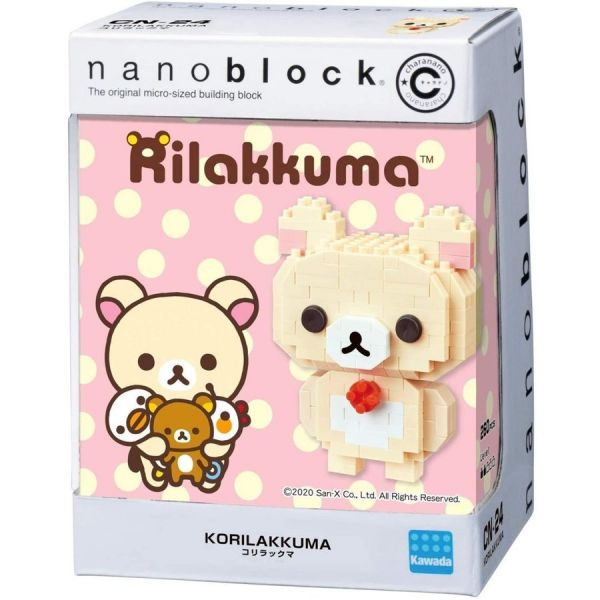 nanoblock CN-24 拉拉妹 KD21688