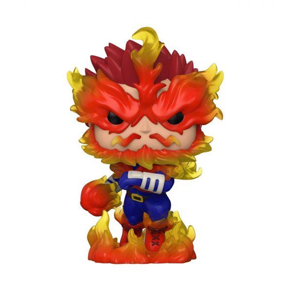 我的英雄學院 安德瓦 火焰版 FUNKO POP