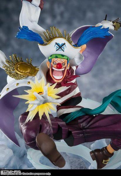 F.ZERO 超激戰 海賊王 小丑巴其 頂上決戰