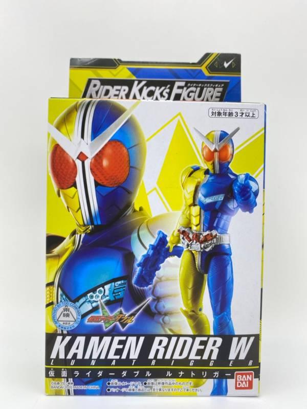 【特價品】BANDAI 假面騎士W RKF系列  W 月神槍手型態