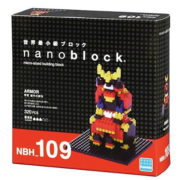 nanoblock NBH-109 盔甲