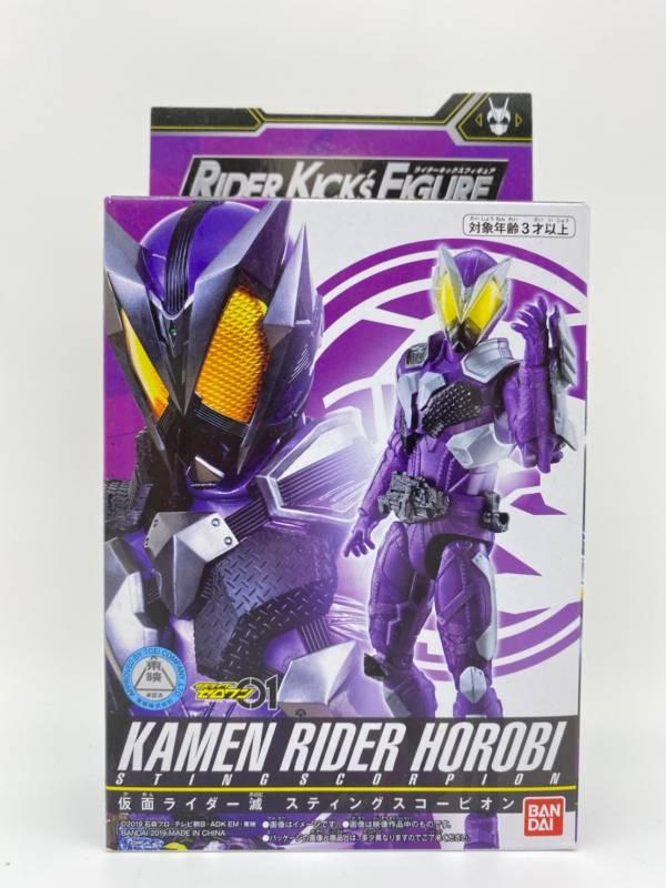 【特價品】BANDAI 假面騎士 ZERO-ONE RKF系列 HOROBI 滅 毒蠍形態