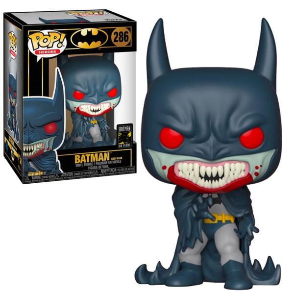 FUNKO POP 蝙蝠俠 80週年系列 吸血鬼蝙蝠俠(1991)