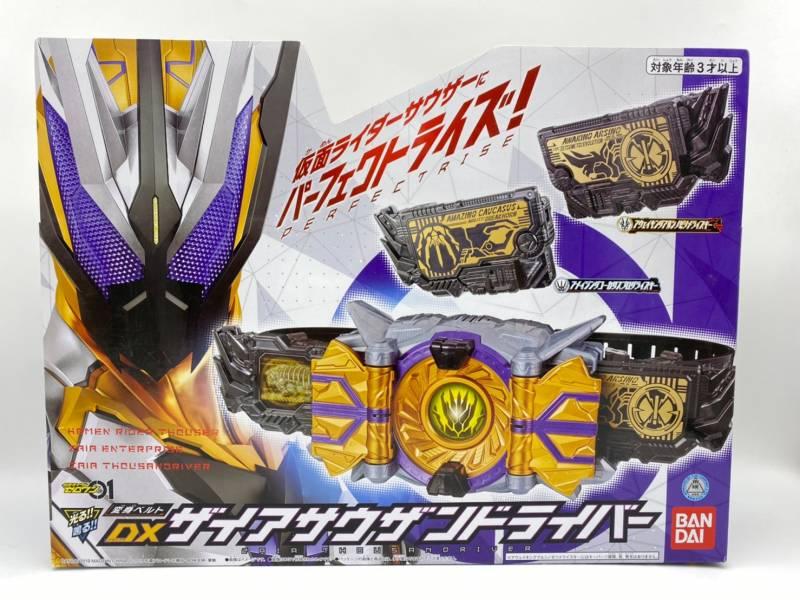 【特價】BANDAI 假面騎士 ZERO ONE DX 變身腰帶 ZAIA 千絕驅動器