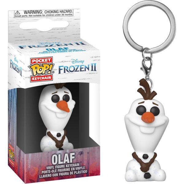 FUNKO POP 鑰匙圈 冰雪奇緣2 雪寶