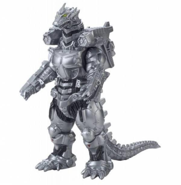 怪獸惑星 機械哥吉拉 (重武裝型)【BANDAI】