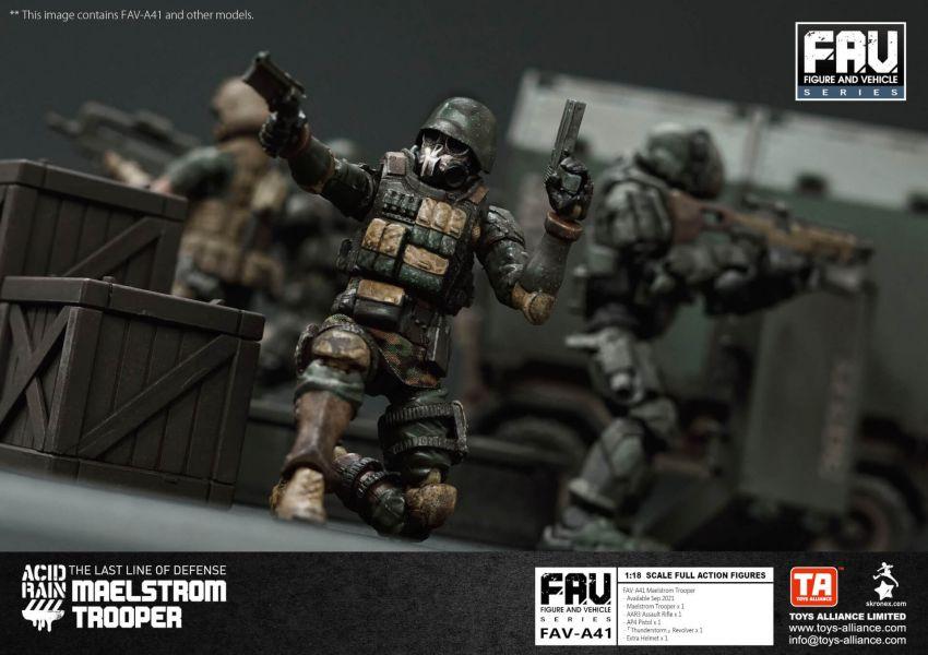 酸雨戰爭 FAV-A41 Maelstrom Trooper 漩渦特戰兵