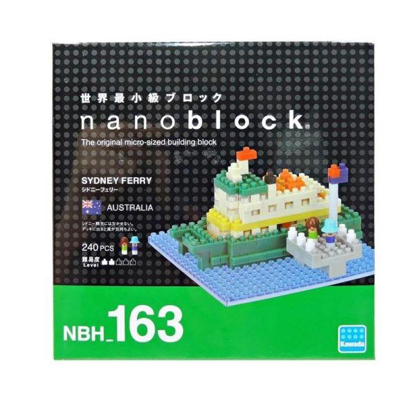 nanoblock NBH-163 雪梨渡船 KD20961
