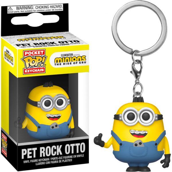 FUNKO POP 鑰匙圈 小小兵2 Otto