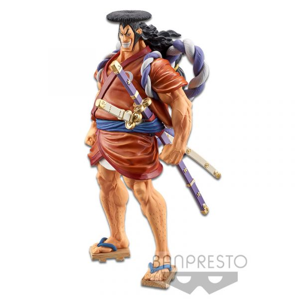 BANPRESTO 日版 海賊王 DXF THE GRANDLINE MEN 和之國 vol.10 光月御田