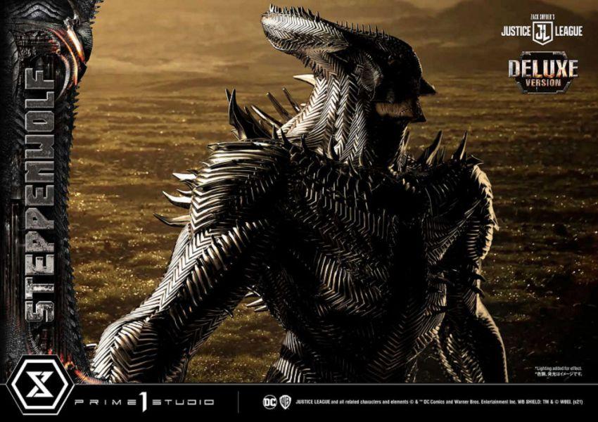 MMJL-09DX 查克史奈德之正義聯盟 荒原狼 雕像 豪華版