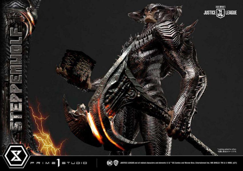 MMJL-09 查克史奈德之正義聯盟 荒原狼 雕像