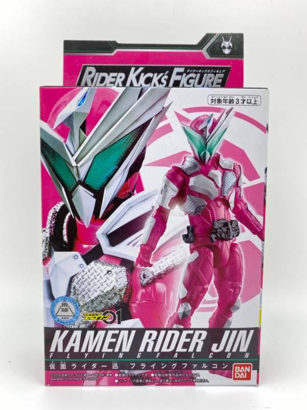 【特價品】BANDAI 假面騎士ZERO ONE RKF系列- JIN