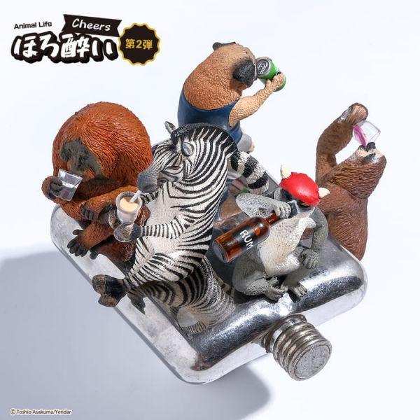 Animal Life 買醉人生 Part2 一中盒
