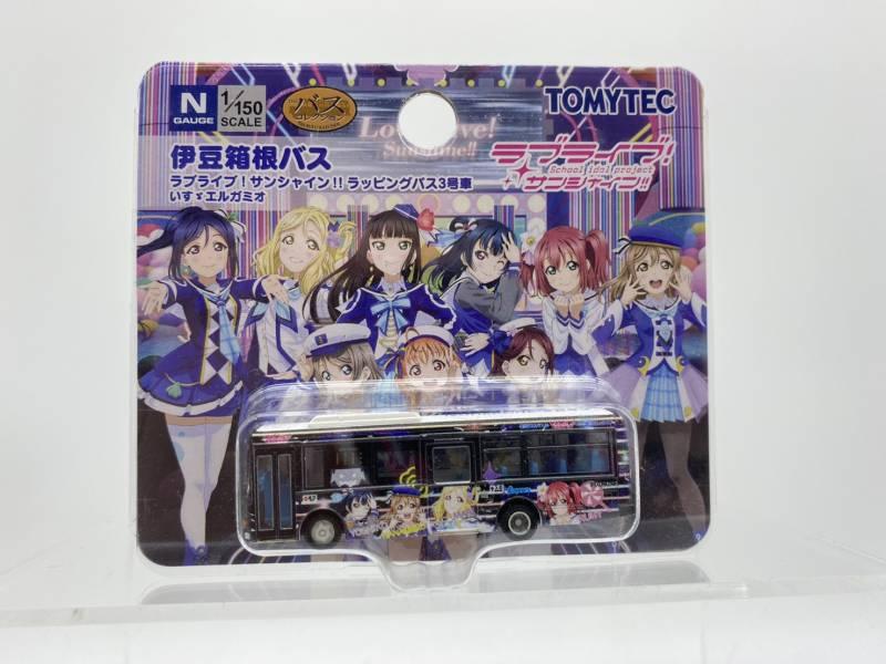 【特價品】TOMICA N規 1:150 LoveLive! Sunshine!! 伊豆箱根 巴士 3號車