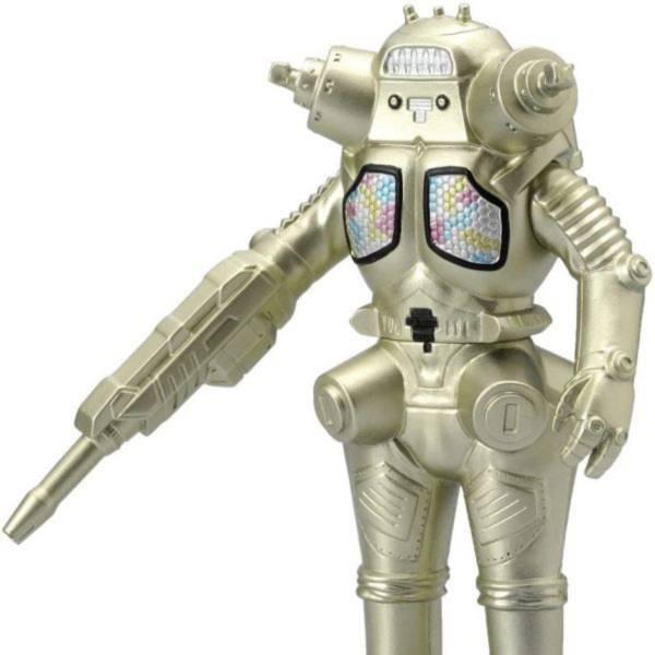 #70 怪獸 宇宙機器人 喬王SD【BANDAI】