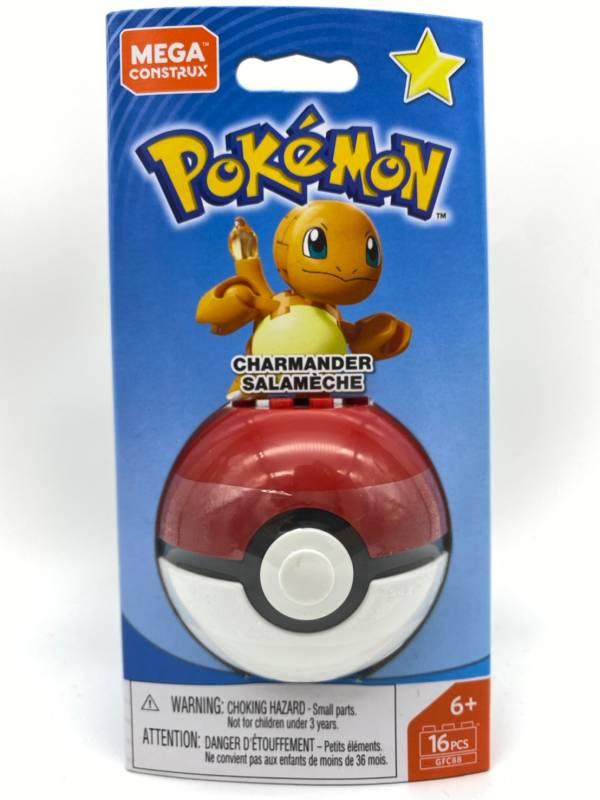 【特價品】Pokemon Mega Construx 美高創建精靈 寶可夢精靈球 小火龍