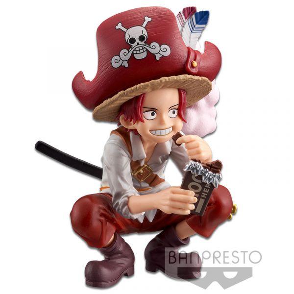 BANPRESTO 海賊王 DXF THE GRANDLINE CHILDREN 和之國 vol.1 紅髮傑克 JCXBP17444