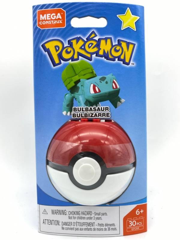 【特價品】Pokemon Mega Construx 美高創建精靈 寶可夢精靈球 妙花種子