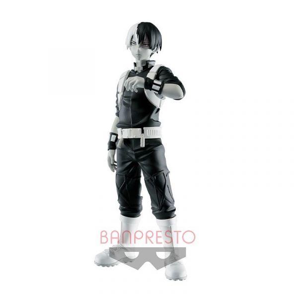 BANPRESTO 日版 我英 AGE OF HEROES 系列 我的英雄學院 轟焦凍 黑白版 Shoto