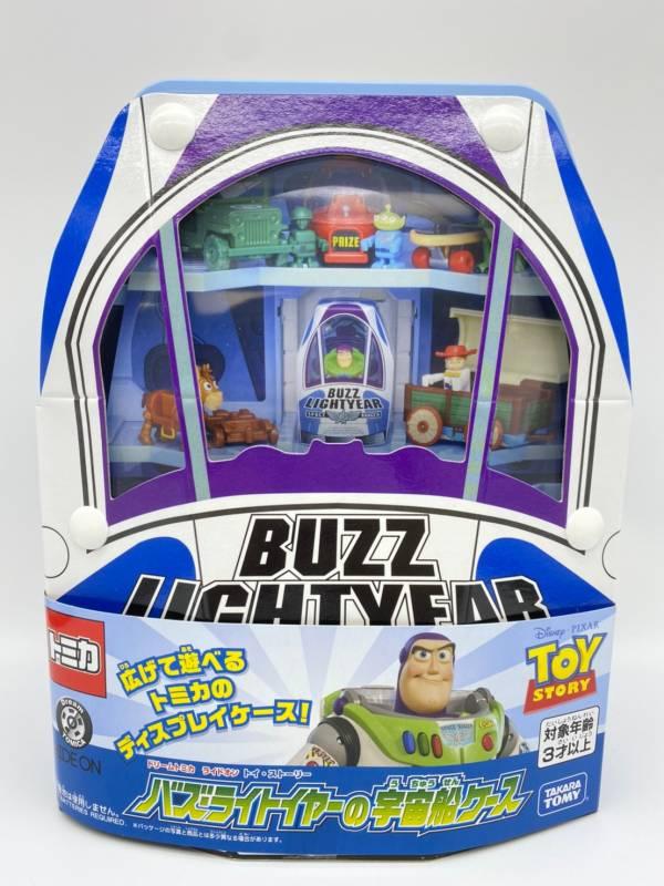 【特價品】Toy Story玩具總動員4 Tomica多美巴斯光年宇宙船提盒組
