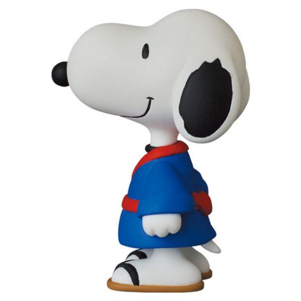 Medicom Toy 軟膠 UDF Peanuts Series 12 YUKATA SNOOPY