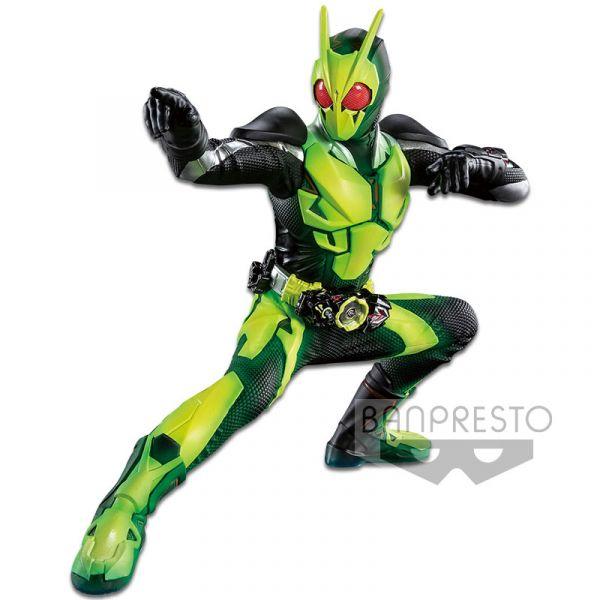 BANPRESTO 代理版 假面騎士ZERO ONE 英雄勇像 實現蝗蟲 JXBP17412