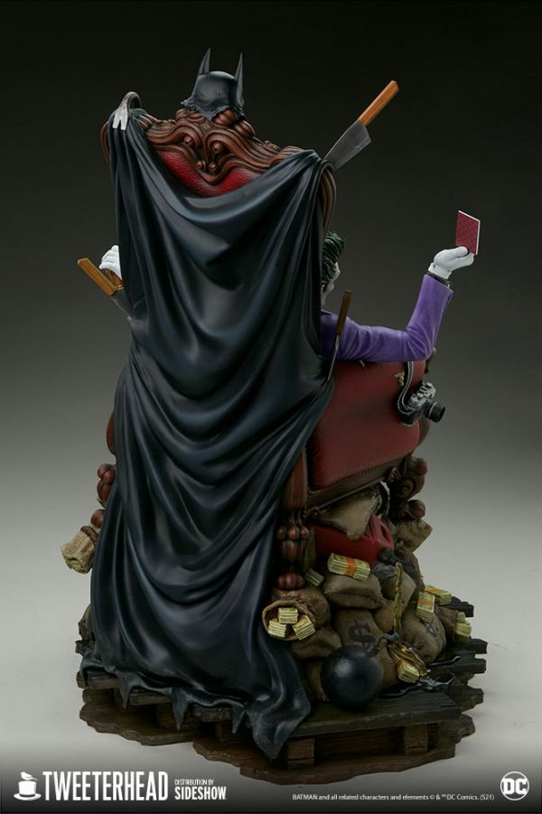#908470 DC 小丑 豪華版 MA雕像