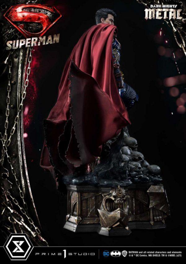 MMDCMT-08 暗黑之夜:金屬 超人