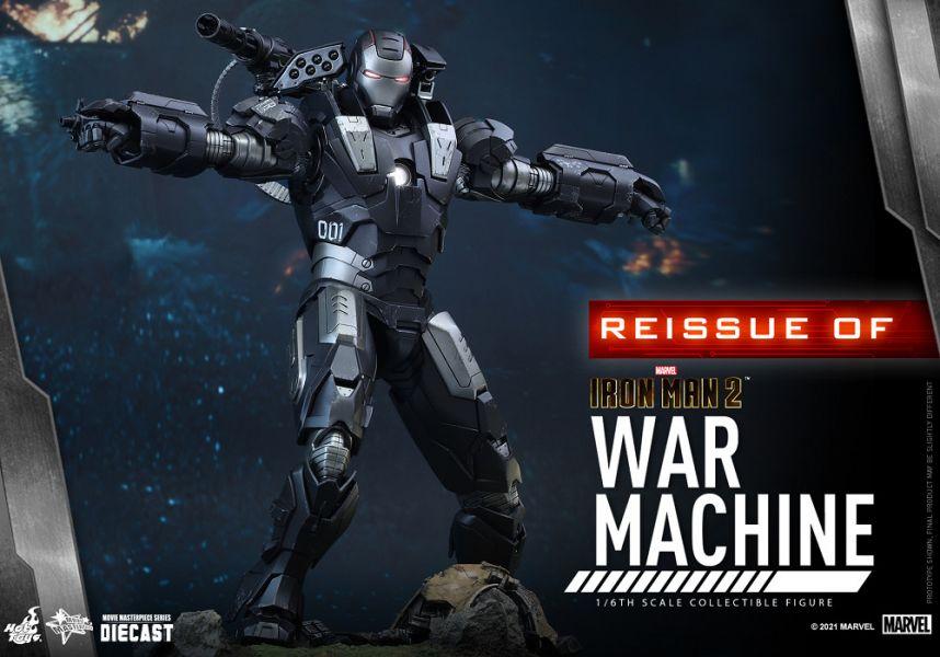 MMS331D13 鋼鐵人2 戰爭機器 再版