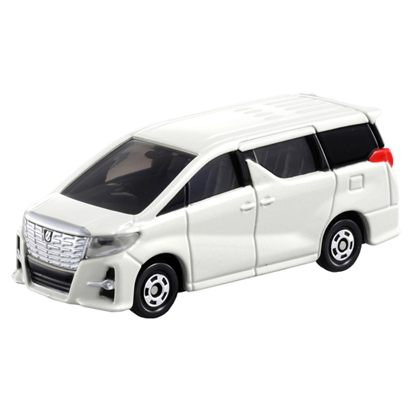 NO.012 豐田 Alphard TM012A
