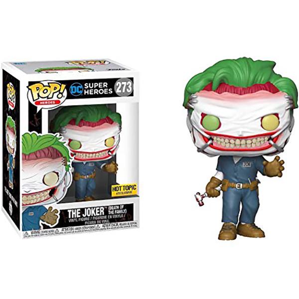 FUNKO POP DC系列 家族之死 小丑
