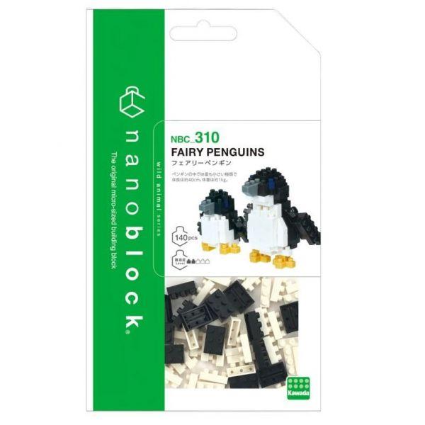nanoblock NBC-310 小藍企鵝 KD21776