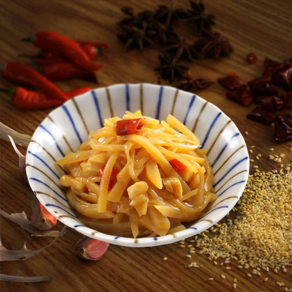 [即鮮小食] 酸辣土豆絲-五包入 土豆絲, 馬鈴薯,涼拌小菜,眷村料理, 家常菜