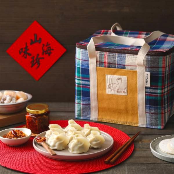2021海味干貝年貨組 日本干貝, 鮮蝦, XO醬, 師傅手炒, 職人手包
