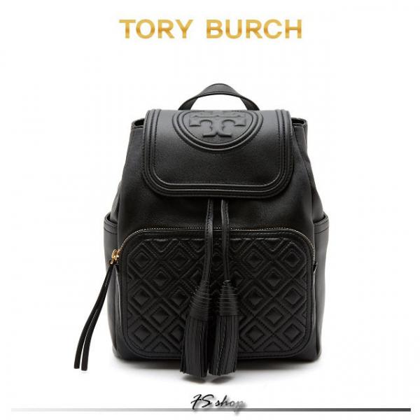 日本代購-特價Tory Burch fleming 流蘇鍊條2way後背包(售價已折) 日本代購,Tory Burch,牛皮.後背包