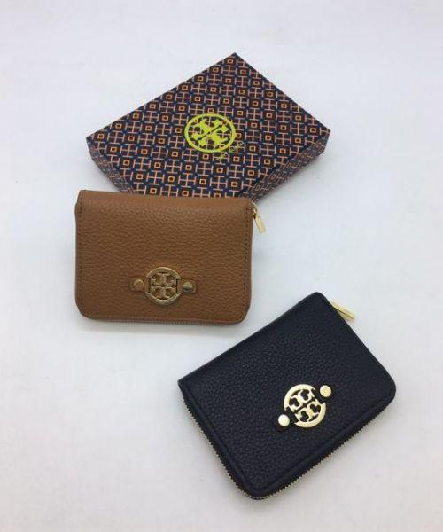 日本代購-特價Tory Burch 2019荔枝紋真皮卡包零錢包(售價已折) 日本代購,Tory Burch,短夾